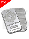 Scottsdale The One 1 oz Silver Bar (with Capsule)