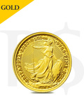 2020 Britannia 1/10 oz Gold Coin